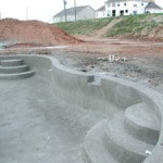 in-ground pool construction